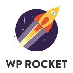 לוגו תוסף WP Rocket